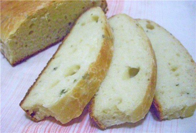 Батоны с сыром, зеленым луком и горчицей 129b892d1dfa