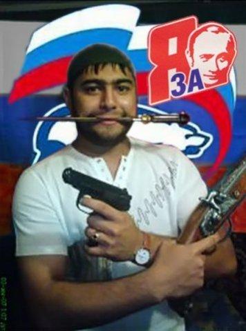 """Плоды """"стабильности"""": В Кузбассе пьяный мужчина обстрелял семилетнюю девочку 8b2e5a13aefe"""