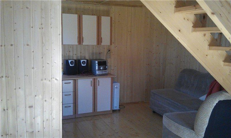 Родственники продают участок 10сот. Готовый для проживания: дом, электрич., вода. Bf541b51a321