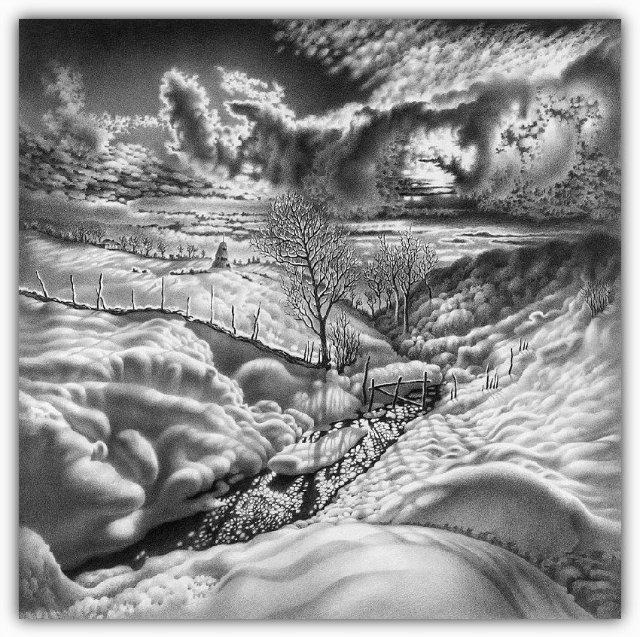 Снег, согревающий душу (Доленджашвили Г.) Dba4f7d40519