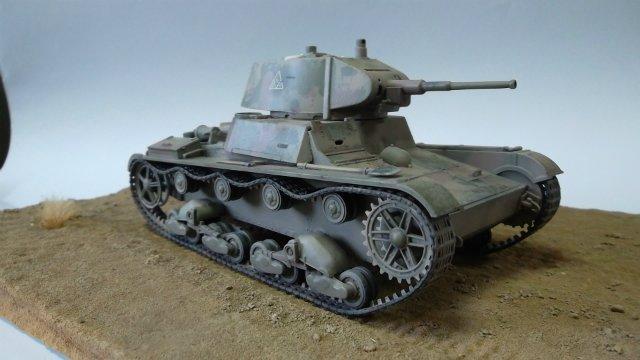 Т-26 обр. 1939 г. 1/35, (Mirage hobby 35309). 67978098c688