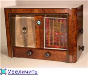 "1940-41 год. Радиоприемник ""VEFLux M717"". (VEF). D1691b39a4d4t"