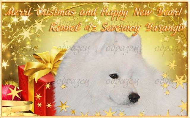С Новым годом открыточки. 84de7d1797e6