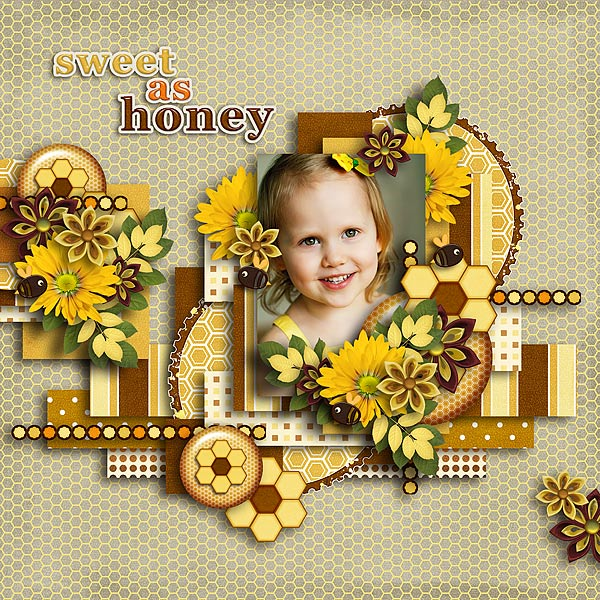 Bee my sweet honey kit and templates - June 7th - Page 2 995560af5fe5