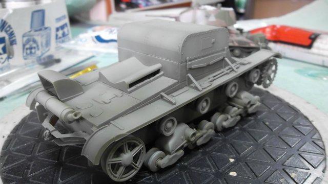 Т-26Т артиллерийский тягач, 1/35, (RPM 35072). 26bf4990f159