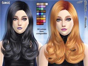 Женские прически (длинные волосы) - Страница 4 345da6c74f03