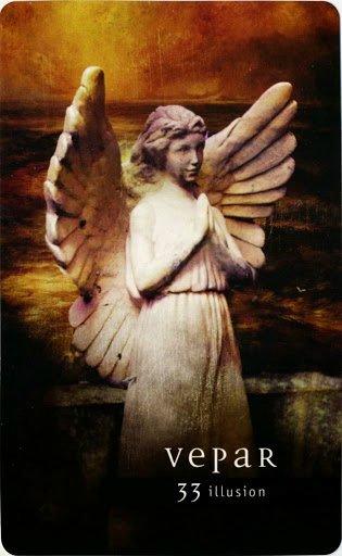 Оракул Падших Ангелов Найджела Саклинга. Fallen Angel Oracle by Nigel Suckling - Страница 2 29a4895f08e0