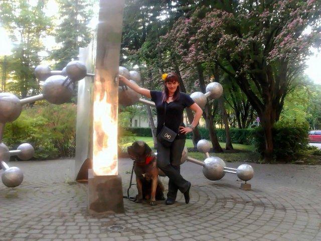 Наши собаки, друзья и гости, кот Мензурка - Страница 4 6aaf2e47c57d