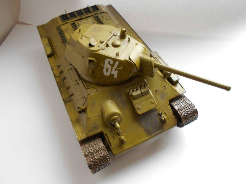 Т-34/76 Красное Сормово 1/35 (Моделист) 55a1609df1f4
