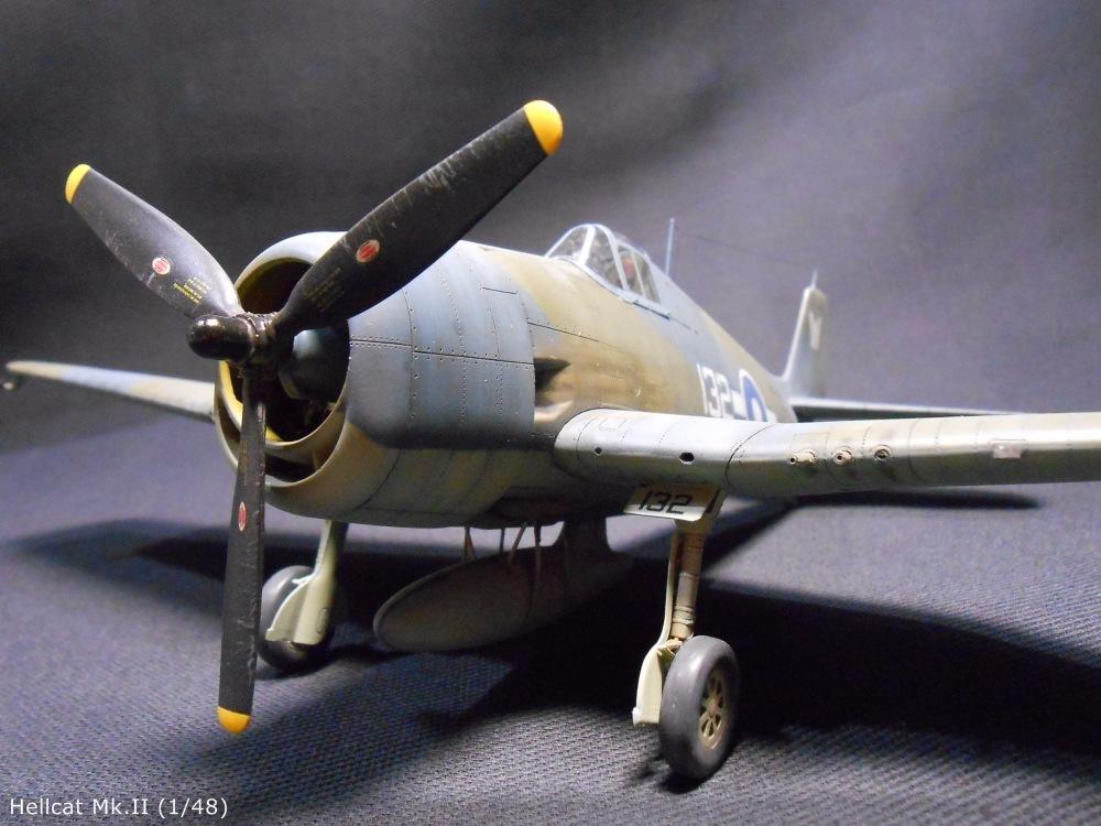 Hellcat Mk.II, Eduard (1/48) 86297ae56840