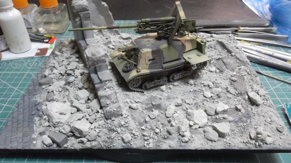 ЗиС-30 Противотанковая самоходная установка, 1/35, (MSD 35014). - Страница 2 E96dcbfd37fc