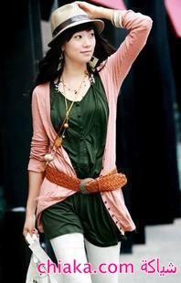 ملابس كورية صيفية للمراهقات 2011 9dc209443602