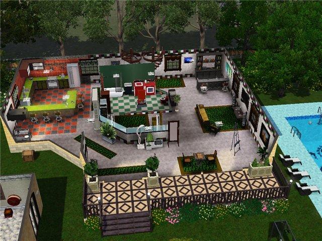 The Sims 3-Клоун-пати 0cd9e1669ee0