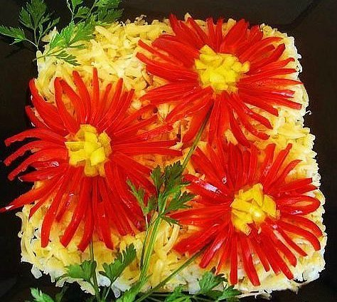 Фотоподборка оригинально оформленных блюд E99a7a87f655