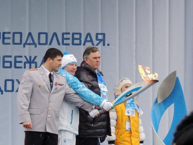 """Эстафета Паралимпийского огня """"Сочи 2014"""" в г. Ярославле B06c35fc79bb"""