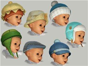 Головные уборы, шляпы - Страница 6 F68f3bed49ae