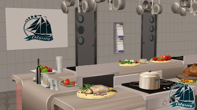 Кухня. Технические помещения. 1bd09958d30c