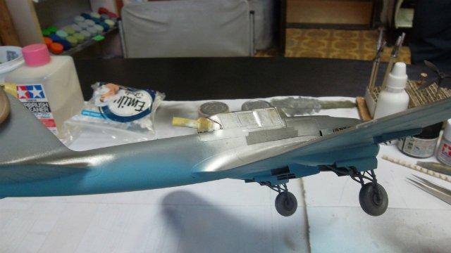 Ил-2, масштаб 1/48, (Tamiya 61113). 7987187f5cad