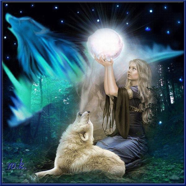 """Медитация """"Женщина -волчица""""  43040479ec06"""