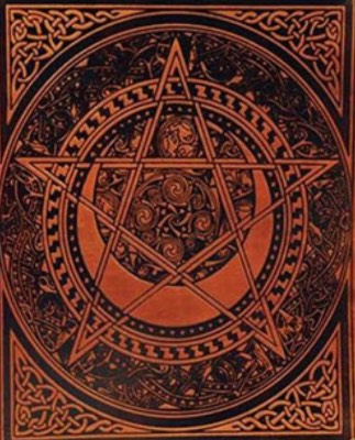 Кельтские лже символы: пентаграмма 65089b393602