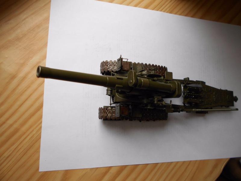 Советская 203-мм гаубица Б-4 1/35 (Alan №3522) - Страница 2 1ebdd2bf3c6b
