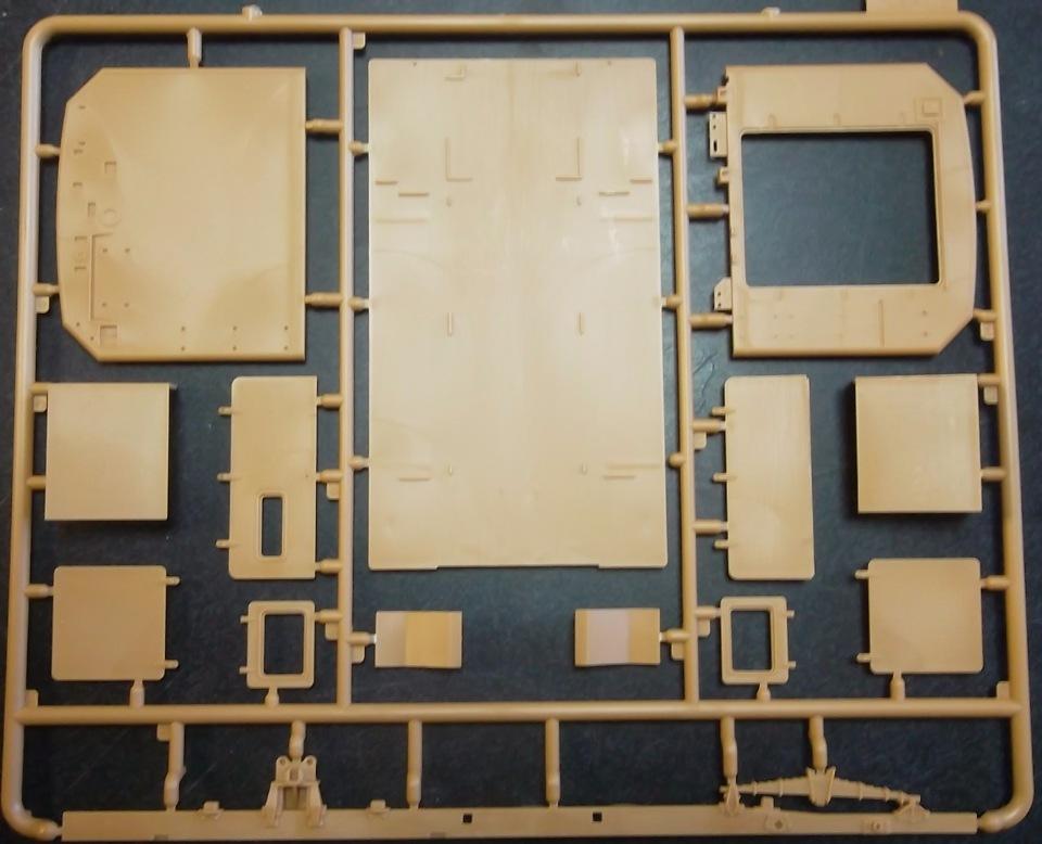 Обзор ЗиЛ-131 Аварийная служба / КУНГ, 1/35 (ICM 35518).  Fbb4c8e0f1d4