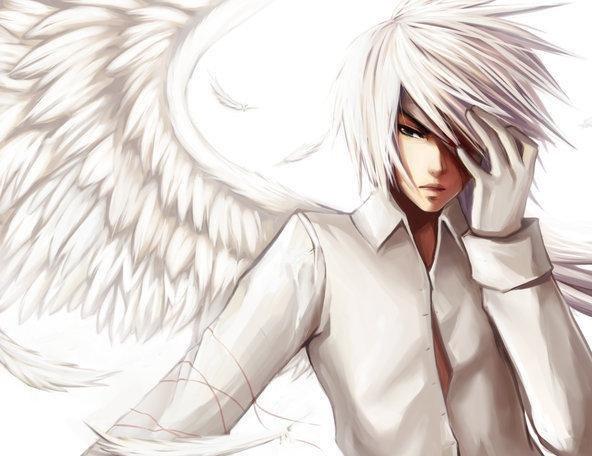 Арты на тему : Ангелы 123dc9f5b055