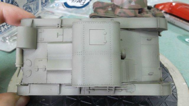 Т-26Т артиллерийский тягач, 1/35, (RPM 35072). 5c8afba164a2