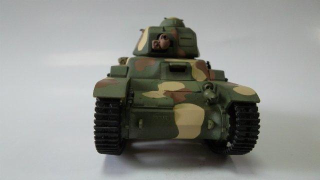 Renault R-35, 1/35, (Heller 81133). 02328c516781