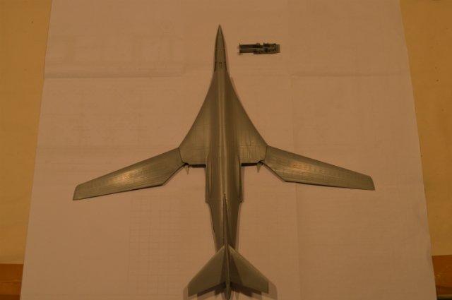 Ту-160 (Звезда) 1/144 159adee4795e