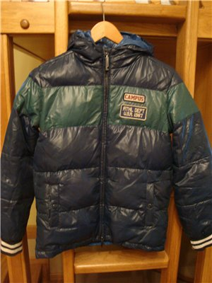 Продам зимову курточку на хлопчика 8253f17b592b