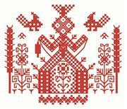 Вышиваем вместе оберег - покровительницу хозяйства Макошь C3aec193e8b1t