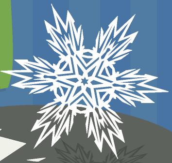 Зимнее рукоделие - вырезаем снежинки! - Страница 9 E2e470527fe8