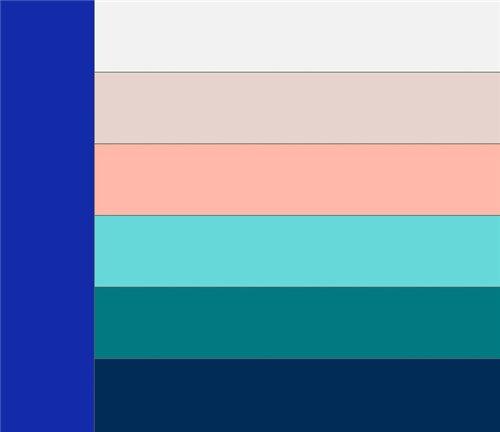 Как правильно сочетать цвета в одежде B708d17e1ddb