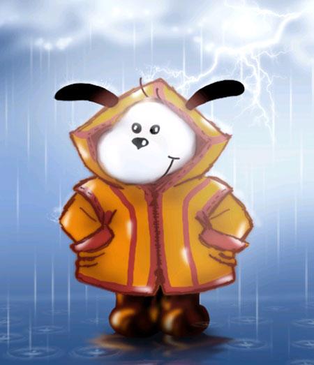 Урок №1 Анимация дождя 12d25228baf0