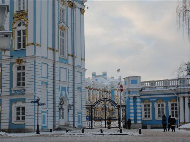 """"""" Есть городок в одном прекрасном парке...""""  ( Пушкин и Екатерининский парк ) 213cf2eb6e7a"""
