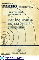 Детекторные радиоприемники. Ab854dbba120t