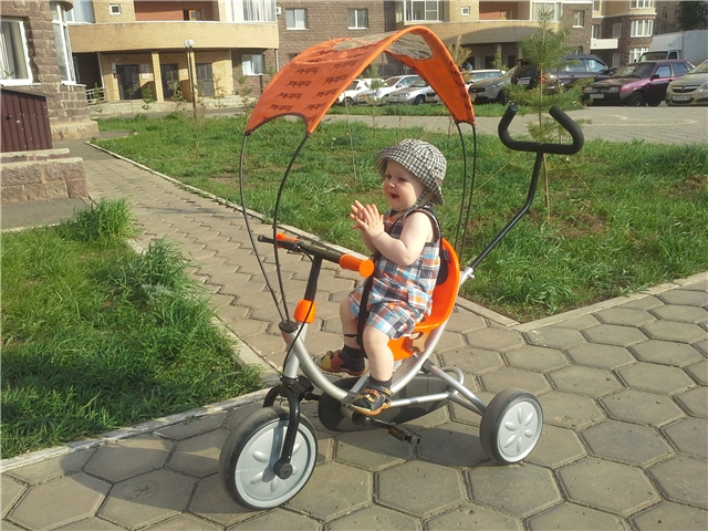 Хвастаемся велосипедами, самокатами, каталками Рич Тойс и Лексус-Оригиналами! - Страница 2 674396e7b4a1