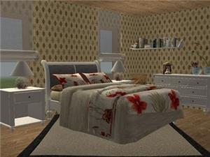 Спальни, кровати (деревенский стиль) 93668d221f9d