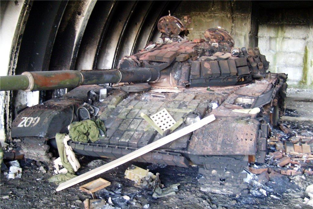 2008 South Ossetia War: Photos and Videos E8aae1e9aeb2