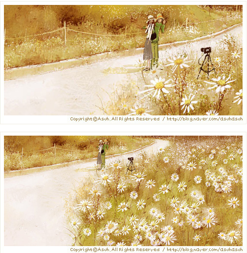 Корейская художница Christian Asuh 72962e3bc087