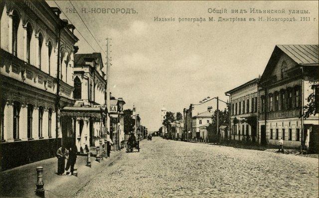 Старый-новый Нижний Новгород. 3cdd1c14934e