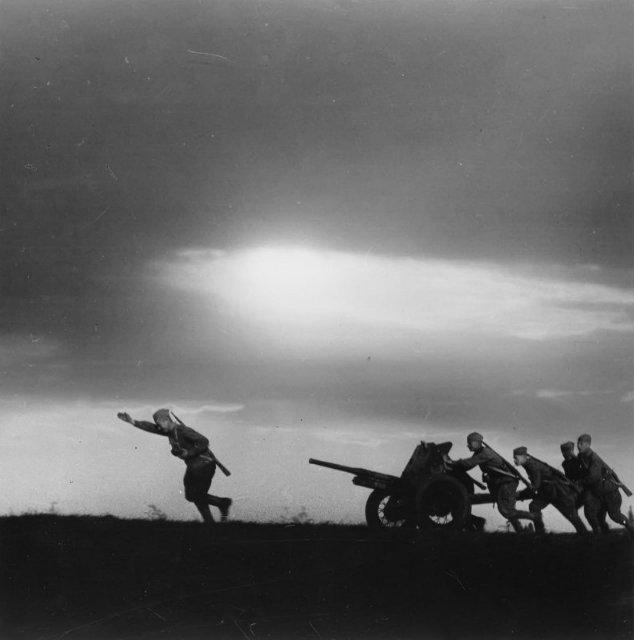 Бронебойные калиберные снаряды 45-мм противотанковой пушки образца 1937 года (53-К) D97f38680ab4