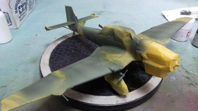 Ju-87 B-2 «Stuka», 1/48, (Tamiya 37008). 451f35719b4e