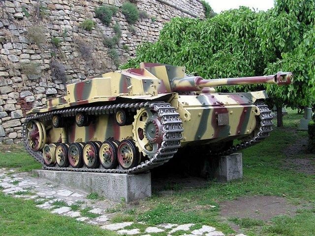 Трак от гусеницы танка Panzerkampfwagen IV A16b127b06e2