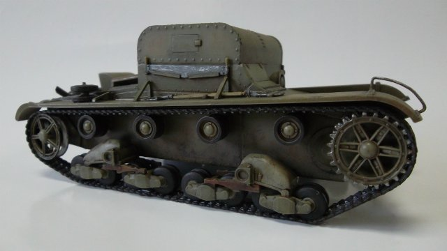 Т-26Т артиллерийский тягач, 1/35, (RPM 35072). 70934f1b710d
