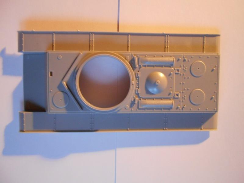 Обзор КВ-1 Звезда №3539 и Арк-модел №35033 Cc210ff1e864