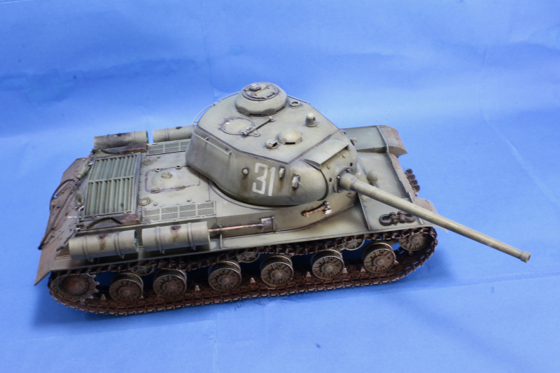 ИС-1 тяжелый танк СССР 1/35 Trumpeter 05587 15170c5d14a6