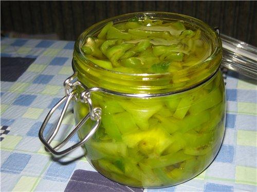 Острый и сладкий перец в олив.масле. Арабская кухня 1dd074a0755f