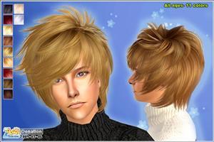 Мужские прически (короткие волосы, стрижки) Df13af594094t